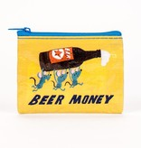 Blue Q Blue Q Beer Money Coin Purse