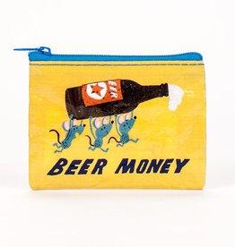 Blue Q Blue Q Beer Money Coin Purse