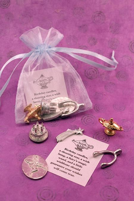 Vilmain Bag of Wishes Charms