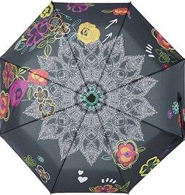 Desigual Desigual WOW! Floral Umbrella