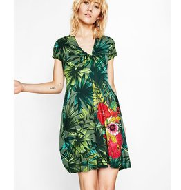 Desigual Desigual Maroni Short Sleeve Dress