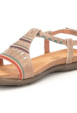 Naot/Yaleet Odelia T-Strap Leather Sandals