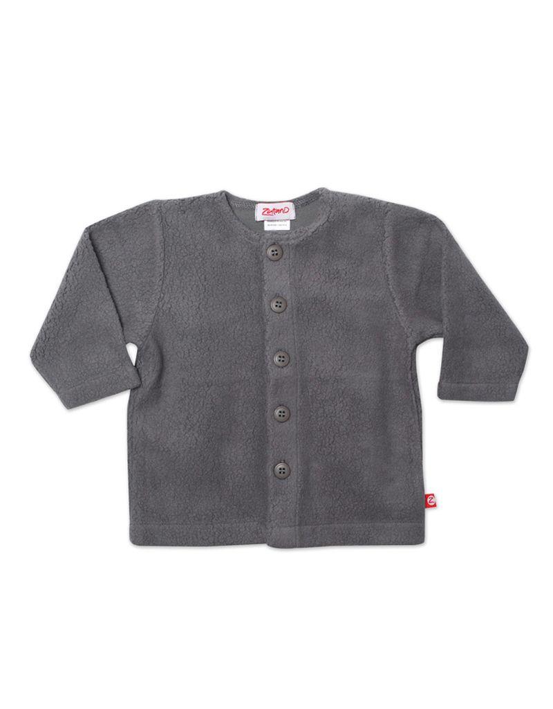 Zutano cozie fleece jacket