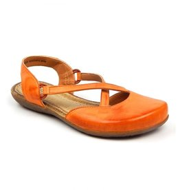 jafa Jafa flats closed toe Medium Width Leather Handmade in Israel