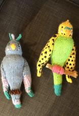 Margarete Vicinus Knit Parrot