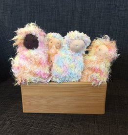 Margarete Vicinus Handmade Mohair Baby Doll