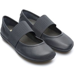 Camper Atlantic Wide stretch strap leather flat Nina