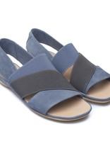 Camper Atlantic Lara Ballena Criss-Cross Straps Sandal