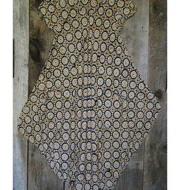 Nusantara Cotton Asymm Natural Dye Dress