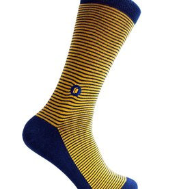 Conscious Step Conscious Step Men's Socks That Give Books, Stripes