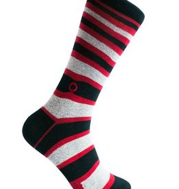 Conscious Step Conscious Step Men's Socks That Fight Poverty, Stripes