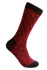 Conscious Step Socks That Treat HIV, Crosshatch