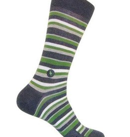 Conscious Step Conscious Step Men's Socks For Disaster Relief, Stripes