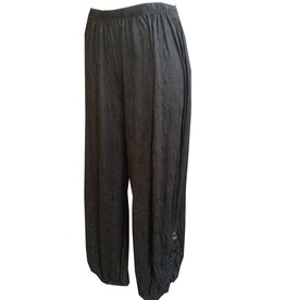 Comfy Comfy USA Crinkle Two Button Pant