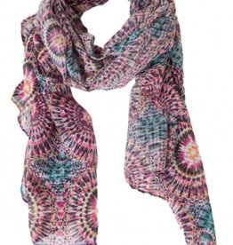 Buur Sangria Scarf Multi- Color