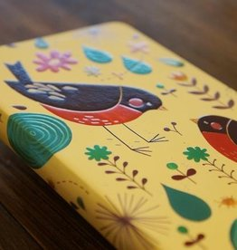 Hartley & Marks Mother Robin Mini Lined Notebook