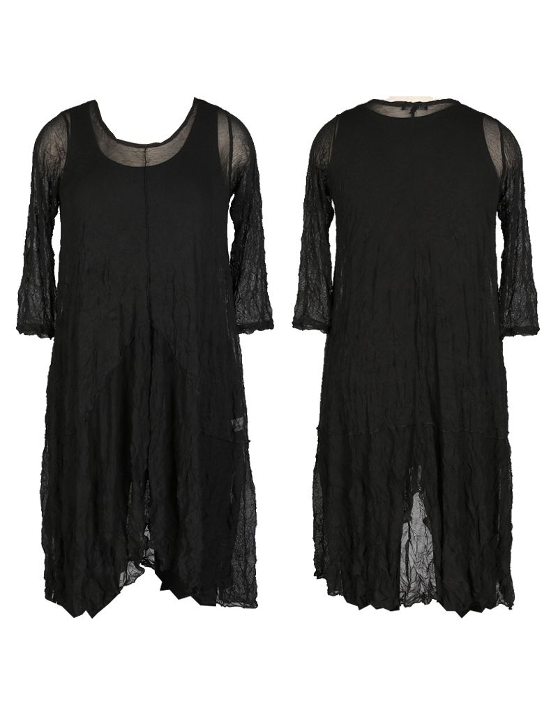 Comfy Comfy, Ester Tunic, Long Sheer
