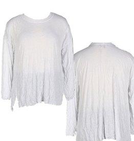 Comfy Comfy USA Long Sleeve Crinkle Top