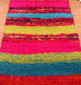 Oxidos SM Jute Welcome Mat Hand Crafted in Colombia, 16x23â€ù