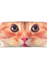 Lavishy International Cat Large Wallet