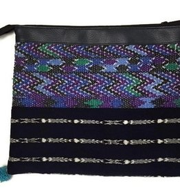 A Mano Hmong Vintage iPad Case- Vegan Leather