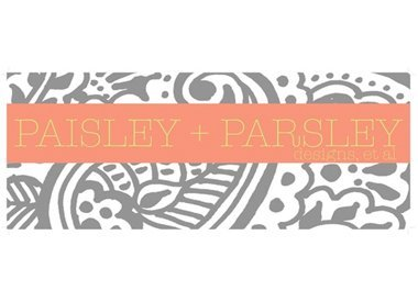 Paisley and Parsley
