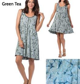 Dunia Swing Dress (reversible)