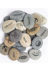 Garden Age Miracle Beach Pebble Pocket Stones - Regular