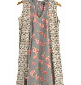 Little Journeys Sunflower Dress, Cotton