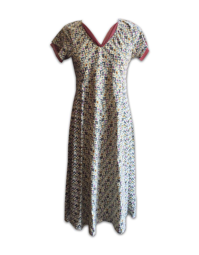 Little Journeys Suwon Dress, Cotton