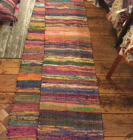 Elegant Additions Silk woven h.made runner 2x8