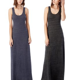 Alternative Apparel Double Scoop Tank Dress