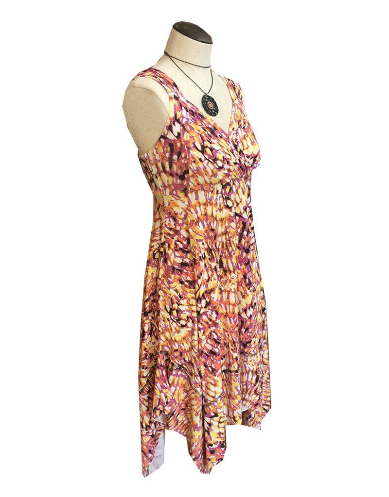 Dunia mini mia dress