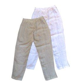 Cut Loose Cut Loose Hanky Linen Roll Up Pant