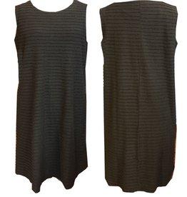 Cut Loose Cut Loose Fringe Stripe Shift Dress