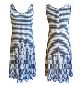 Cut Loose Cut Loose Linen Stripe Tank Dress