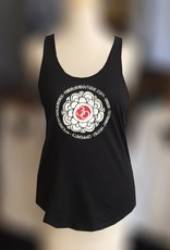 Alternative Apparel Cotton Racerback Logo Tank