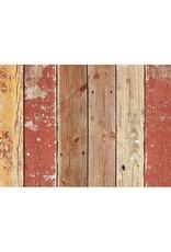 bungalow FoFlor 46 x 66 Accent Mat - Playground Plank