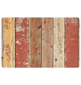 bungalow FoFlor 46 x 66 Accent Mat - Playground Plank