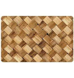 bungalow FoFlor 46 x 66 Accent Mat - Basket Case