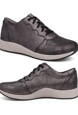Dansko Dansko Christina Metallic Suede Sneaker