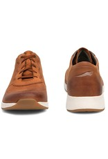 Dansko Dansko Christina Saddle Burnished Nubuck Leather Sneaker