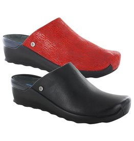 Wolky North America Wolky Go Leather Clog