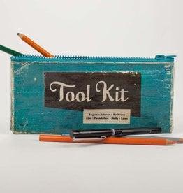 Blue Q Tool Kit Pencil Case
