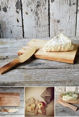 Peg and Awl Lunch Palette & Knife