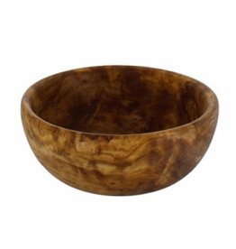 Natural Olivewood Snack / Catch All Bowl