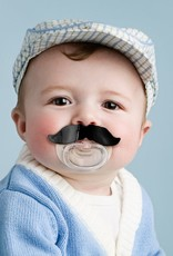 Fred & Friends CHILL Baby Mustache Pacifier