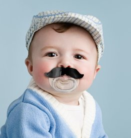 Fred & Friends Chill Baby Pacifier Lips / mustache