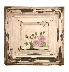 """olde good things Reclaimed Tin Panel 24"""""""