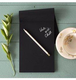 Hester & Cook chalkboard notepad